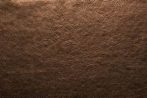 Abstract Dark Brown Leather Background - PhotoHDX