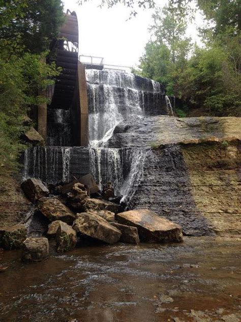 ultimate mississippi waterfalls road trip