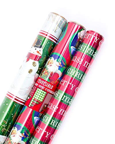 Best Christmas Gift Wrap For Sale 2016  Save Expert