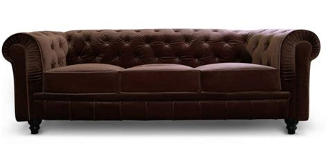 canapé convertible chesterfield photos canapé chesterfield convertible 3 places