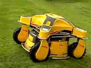 Tondeuse à Gazon : remote controled lawn mower tondeuse gazon t l guid e ~ Nature-et-papiers.com Idées de Décoration