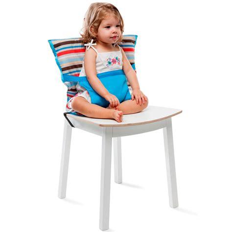 chaise nomade chaise nomade de babytolove sièges de table aubert