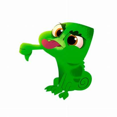 Tangled Series Animated Cool Gifs Emotions Pascal
