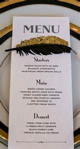 set de table mariage 8 idées en or et noir pour décorer votre mariage mariage