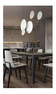 Apartment in PecherSky on Behance (com imagens)   Jantar