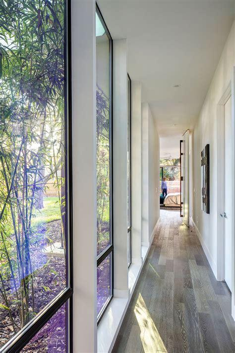 shaped house  texas opens   indoor outdoor