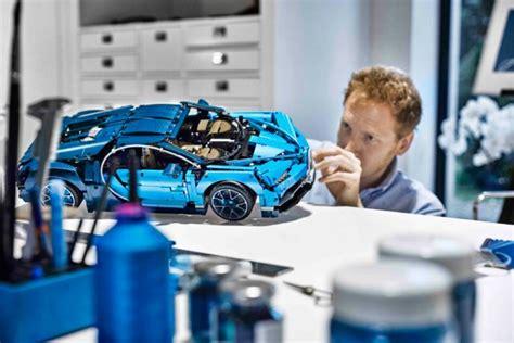 A fan page dedicated to the bugatti chiron which was revealed at the geneva motor show 2016!. Lego Chiron - Bugatti im Eigenbau   Fanaticar Magazin