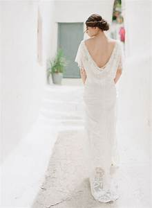 23 cowl back wedding dresses a hip trend for glamorous With cowl back wedding dress