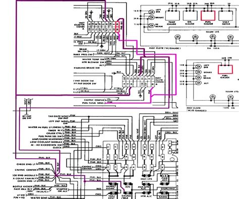 1984 Chevy Silverado Dash Fuse Diagram by 1986 Chevrolet C20 Silverado Engine Diagram