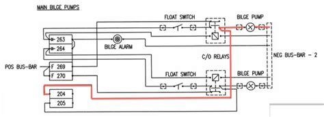 Manual Bilge Wiring Diagram by S V L40 Bilge Wiring And Indicator Enhancement
