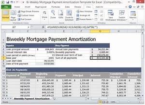 Zinsen Berechnen Excel Vorlage : bi weekly hypothek zahlung amortisation vorlage f r excel ~ Themetempest.com Abrechnung