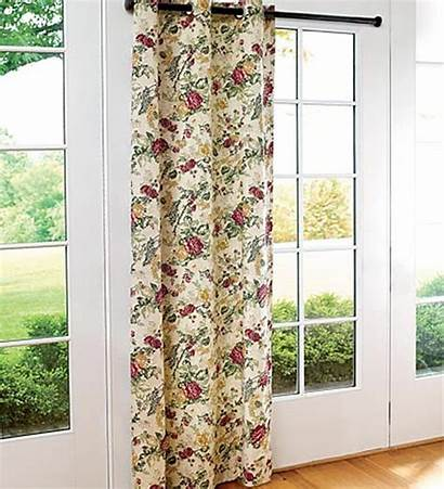 Curtains Grommet Floral Double Insulated Thermalogic Hooked