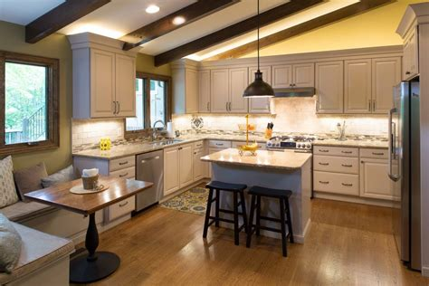 home design and remodeling kitchen remodel in showplace wood products standard