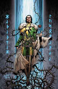 Ultimate Thor Marvel Comics Loki