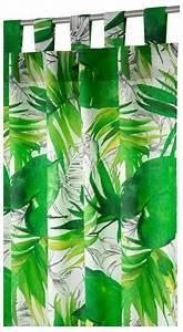 Tom Tailor Vorhang : vorhang jungle tom tailor schlaufen 1 st ck otto ~ Orissabook.com Haus und Dekorationen