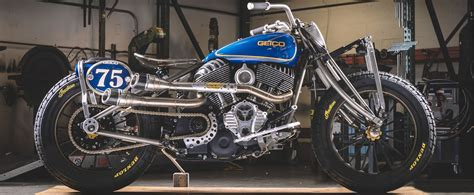 RSD GEICO Chief Racer - Blog - Motorcycle Parts and Riding ...