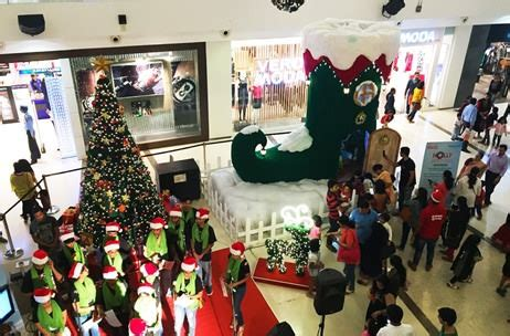 Eg! Provides Experiential Marketing Solutions To Mall