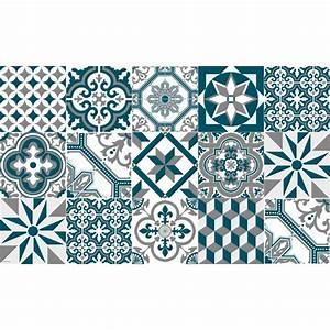 revgercom mosaique bleu canard idee inspirante pour With couleur bleu canard deco 6 cuisine bleue je fonds pour une cuisine bleue elle