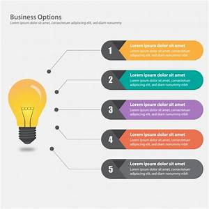 Business infographic design Vector | Free Download