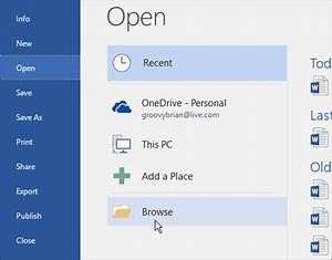how to manually repair microsoft office documents with office With word documents won t open