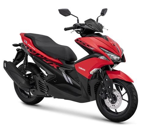 Yamaha Aerox 155vva 2019 by Pilihan Warna Baru Yamaha Aerox 155 Vva Versi 2019