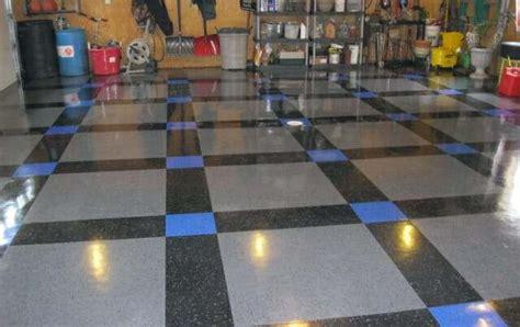vinyl garage floor photos cheap garage flooring options all garage floors