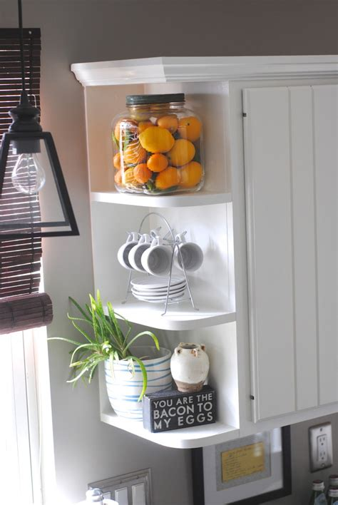 Lemon Decorations For Kitchen - 15 minute decorating displaying favorite objects