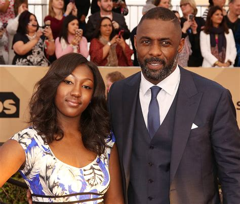 Celebrity Kids: Ginuwine, Idris Elba | Sandra Rose
