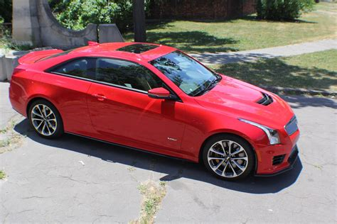this 2016 cadillac ats v lease is a steal gm authority