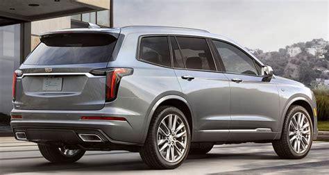 2020 Cadillac Suv Lineup by New Three Row 2020 Cadillac Xt6 Consumer Reports