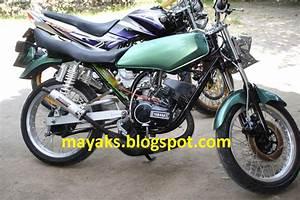 Modifikasi Yamaha Rx King 95