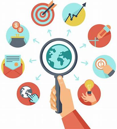 Marketing Engine Searching Sem Services Social