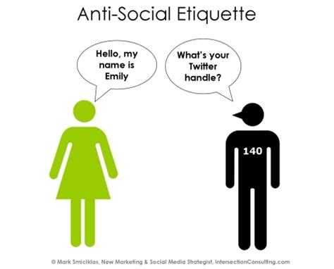social etiquette anti social etiquette www intersectionconsulting comthis v flickr