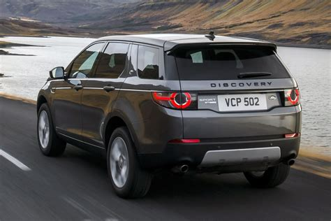 Land Rover Discovery Sport Picture by Land Rover Discovery Sport 2014 Pictures 4 Of 51 Cars