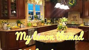 Ideas, 85, Of, Lemon, Decorations, For, Kitchen