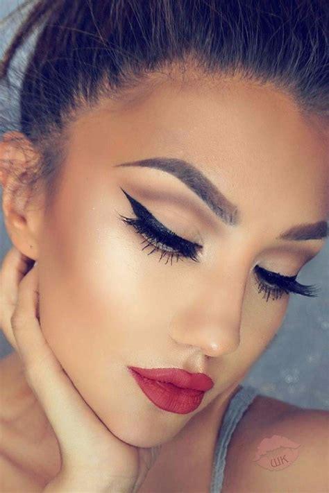 holiday makeup ideas      fashions fashion beauty diy crafts alternative