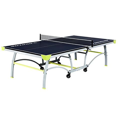 dunlop ping pong table dunlop premium 2piece table tennis table
