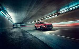 Wallpaper Chevrolet Blazer RS, Crossover SUV, 2019, 4K