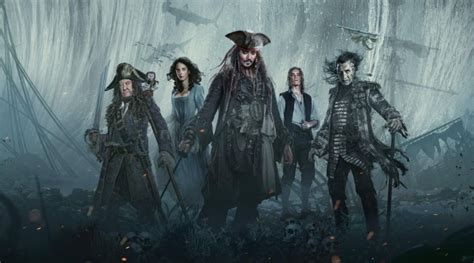 This list includes both captains and prominent crew members. Pirates of the Caribbean 6 : Release Date, Cast, Plot, Trailer, And Other Import Details That ...