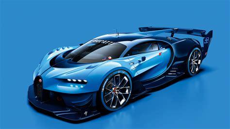 Bugatti Vision Gran Turismo Revealed, Previews Veyron