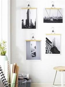 Bilderrahmen Zum Aufhängen : die besten 10 ideen zu bilderrahmen w nde auf pinterest ~ Lizthompson.info Haus und Dekorationen