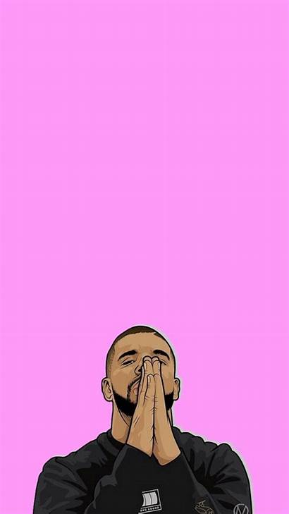 Drake Aesthetic Wallpapers Blessed Background Cartoon Hype