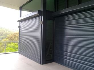 rolling storm shutters security   san antonio home