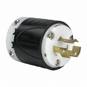 15 Amp 125-volt With Watertight Plug-14w47