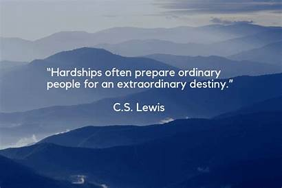 Resilience Quotes Quote Relationships Cs Lewis Ordinary