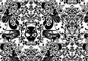 Modern Wallpaper Designs Black And White
