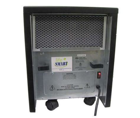 lifesmart renew infrared quartz heater ls1500 4 1500w ls