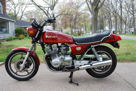 1981 suzuki gs 1100 e moto zombdrive