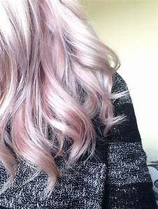 Lavender and pastel peachy pink. #wella #instamatic ...