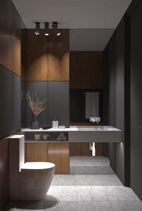 Gäste Wc Gestaltungsideen by G 228 Ste Wc Auf Behance Badezimmer Ideen In 2019
